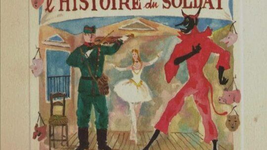 """""""Histoire du soldat"""" di I. Stravinskji"""