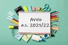 Orario delle lezioni dal 16 al 18 settembre 2021
