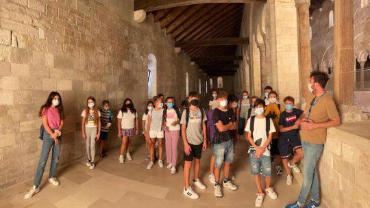 """Piano Estate 2021.Gli studenti del PON """"SGUARDO MATEMATICO"""" alla scoperta del patrimonio culturale"""