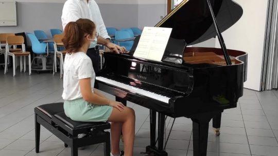 Piano Estate 2021 Corsi di Perfezionamento in Strumento Musicale.